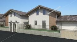 Villa con Piscina in vendita Via Aosta , Vinovo