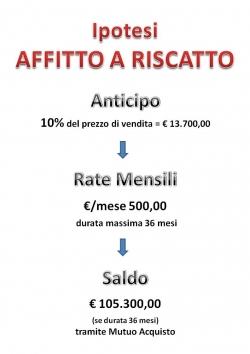 Trilocale in vendita in via rita levi montalicini, Riva presso Chieri
